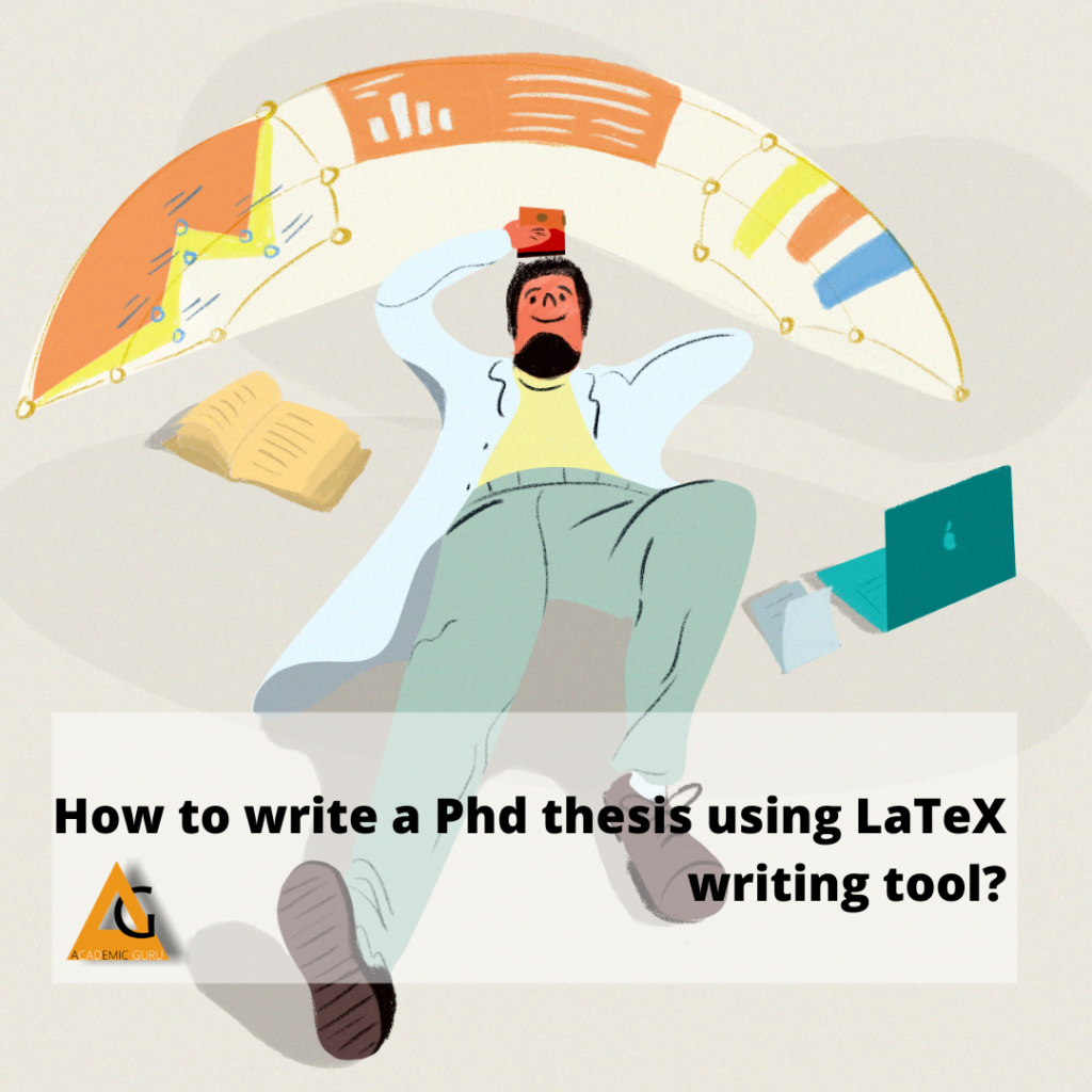 Latex writing tool