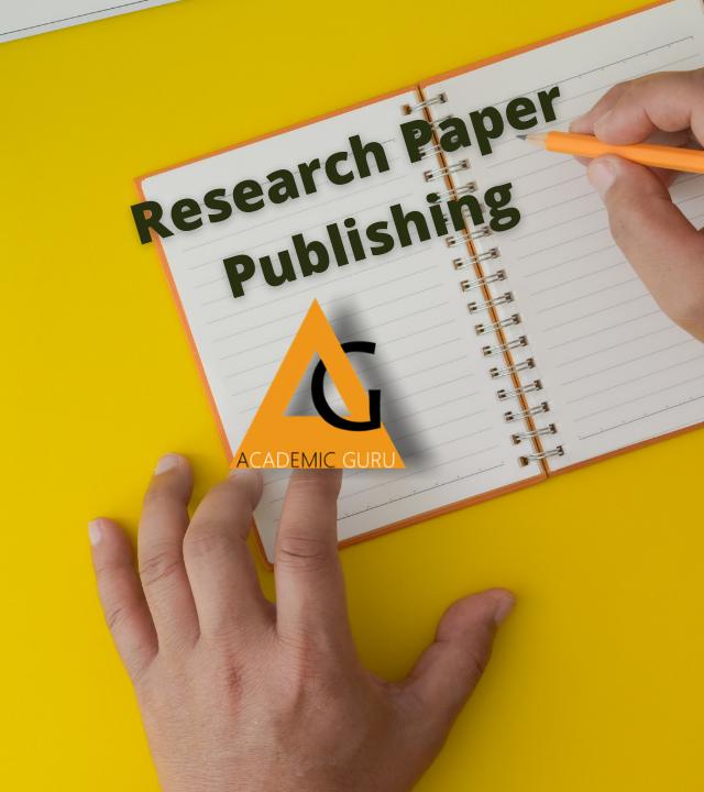 Research Paper Publication Assistance